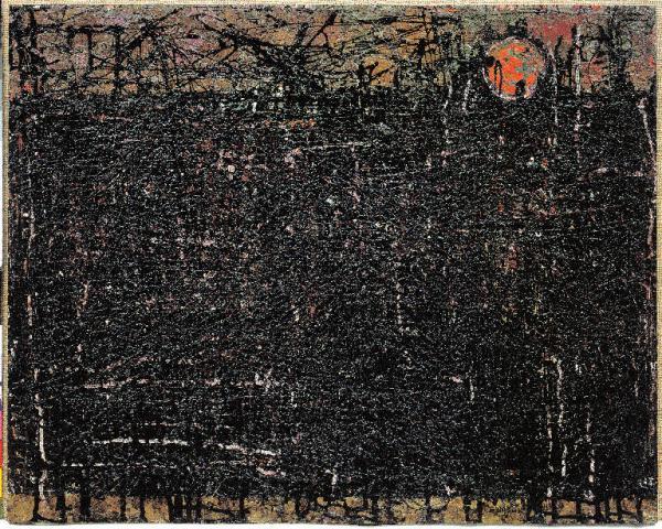 William Congdon, Black City