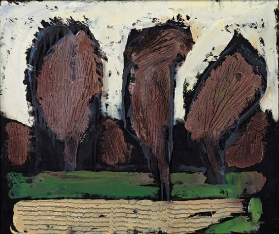 William Congdon, A Trindade