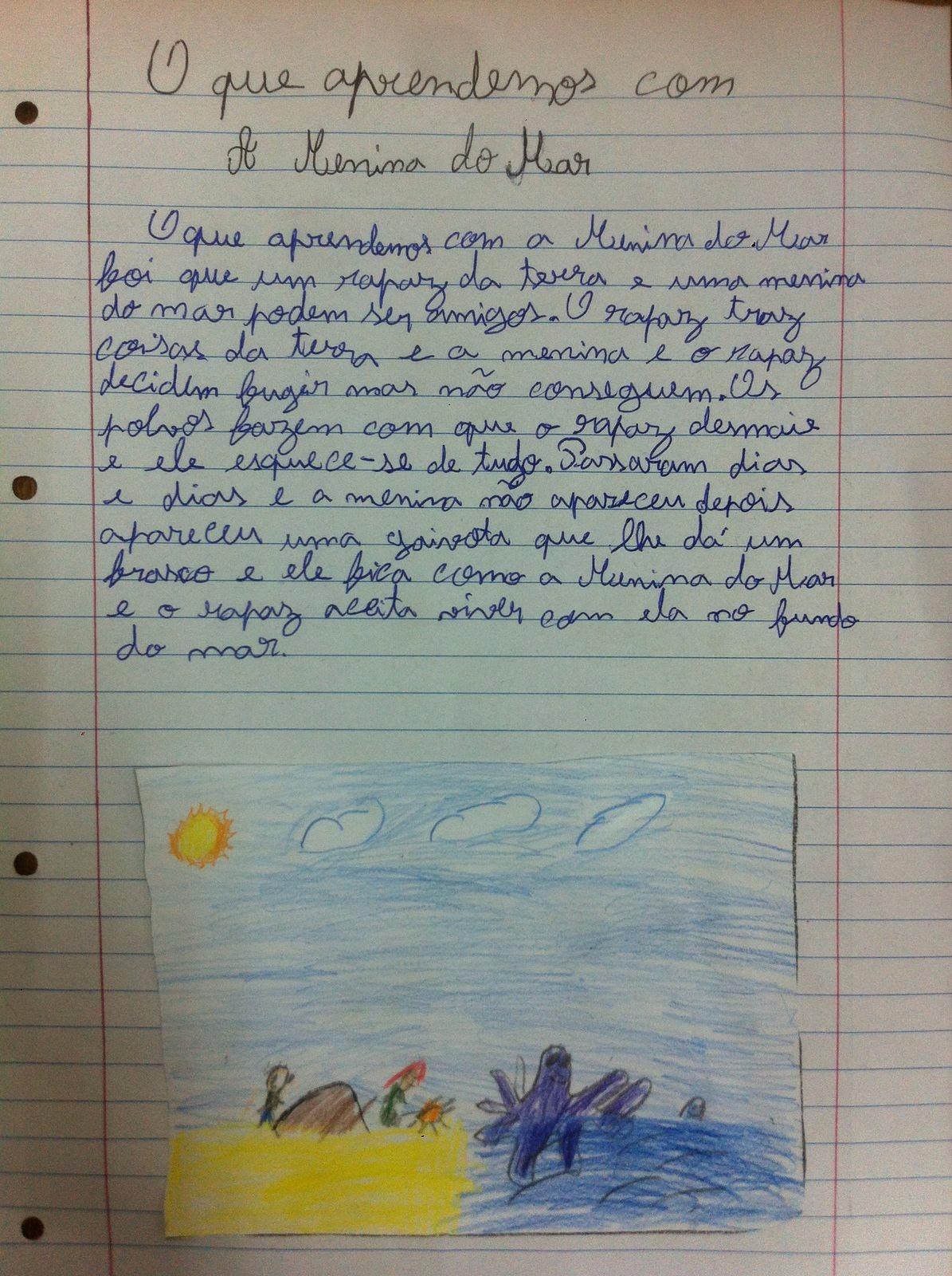 A Menina do Mar_texto2