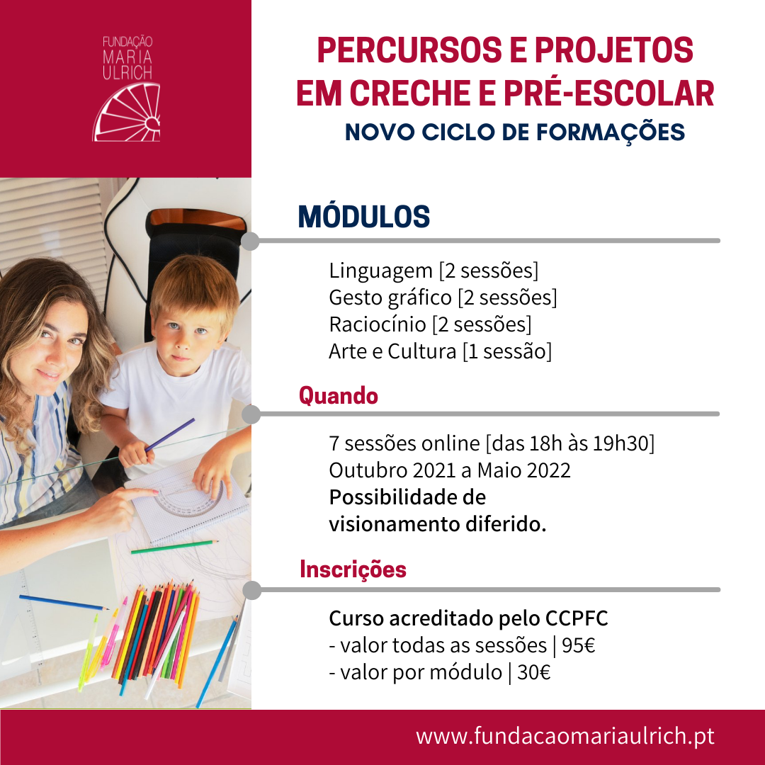 INSTAGRAM - 202122 - Percursos e projetos em creche e pré-escolar